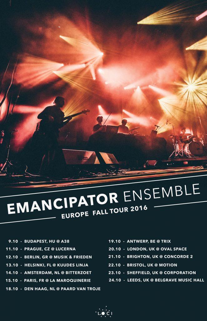 Emancipator Tour Dates